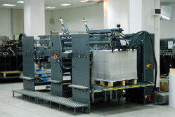 Нова лaминираща машинa е инсталирана в Офсет ЕООД.
