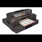 DirectJet 1309 печата на материали с дебелина до 7 см.