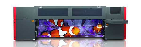 EFI представиха широкоформатния принтер R3225