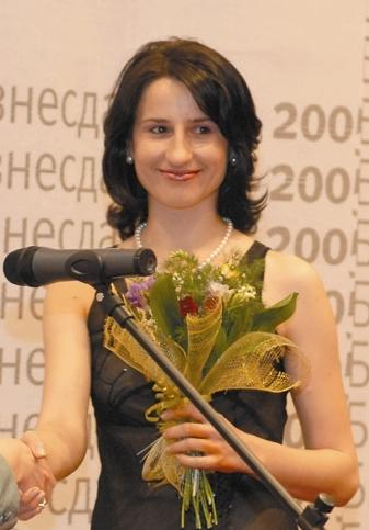 Елена Дречева-Владимирова