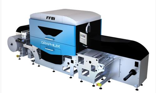 Graphium - нова машина за печат на етикети