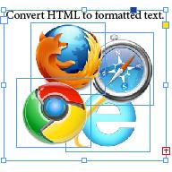 FramedWeb конвертира уеб страници в редактируеми InDesign документи.