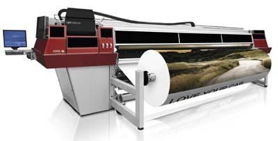 Agfa Graphics представя на FESPA 2011 нов 5 метров голямоформатен принтер :Jeti 5048 UV XL