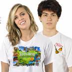 Тениски с пълноцветен печат за 5.75 лв/бр.