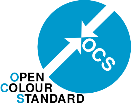 Open Color Standard logo