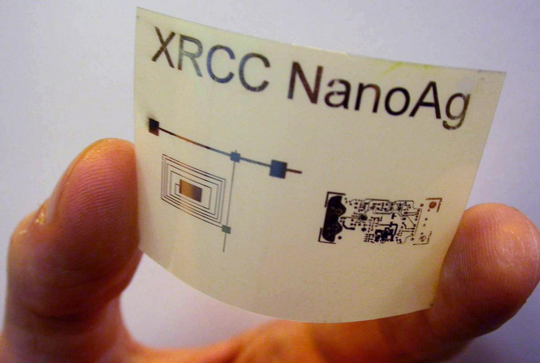 Xerox изобретиха сребърно мастило за печат на електронни схеми