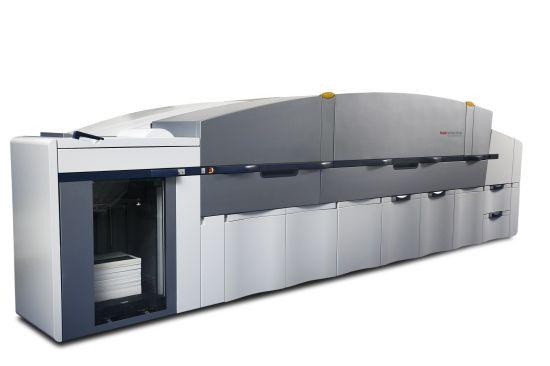 Булгед инсталира нова цифрова печатна машина NexPress 2100 Plus, производство на Kodak.