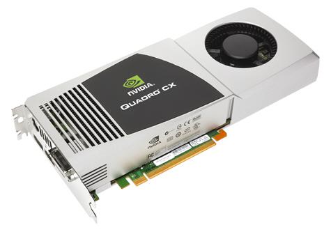 Quadro CX - разработен специално за CS4