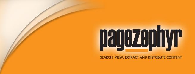 Markzware PageZephyr - мощен инструмент за търсене и конверсия