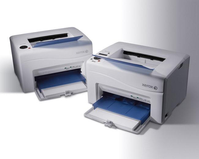 Xerox Phaser 6000 и Phaser® 6010n