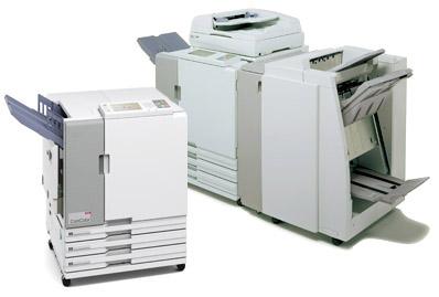 Riso пуснаха на пазара нова серия цветни принтери ComColor