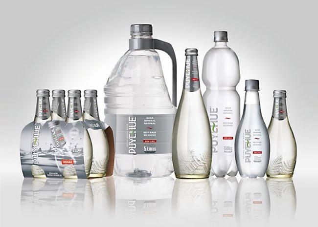 Етикети за минерална вода