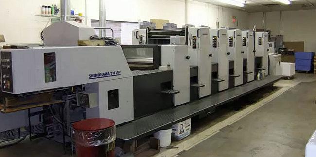 Китайци купуват японския производител на офсетови  машини Шинохара