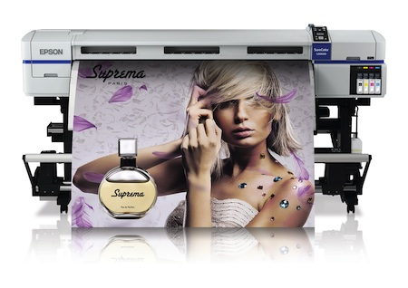 Epson пусна нов широкоформатен принтер SureColor SC-S30600