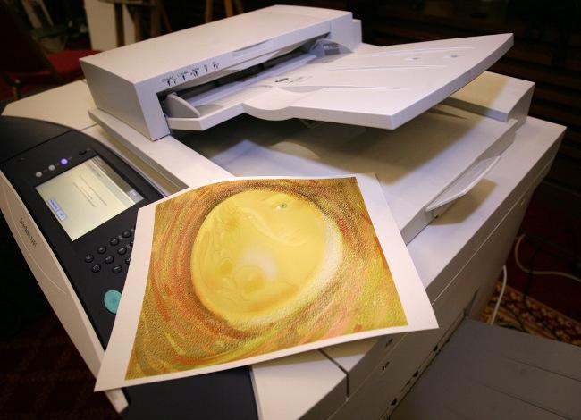 Адком демонстрираха възможностите на Xerox ColorQube 9200 и таблета Wacom Cintiq 21 UX