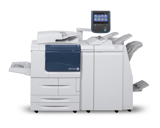 Xerox D95/D110/D125 и принтерите D110/D125