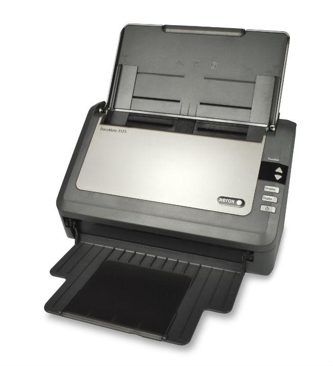"""Компактен скенер на Xerox улеснява споделянето и съхранението на документи в """"облака"""""""