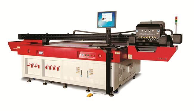Нов модел плоско-печатен принтер AGFA :Anapurna M2540 FB