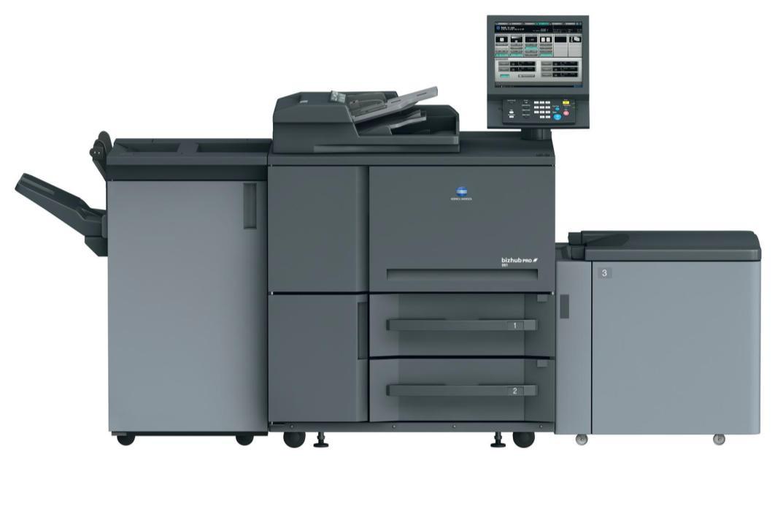 bizhub PRO 951 - нова черно-бяла производствена машина от Konica Minolta