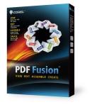 Corel Corel PDF Fusion ™ създава PDF файлове от 100 различни файлови формата