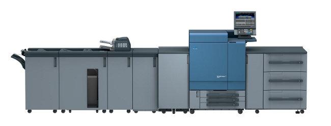 bizhub PRESS C8000, Konica Minolta