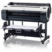Canon пусна нови широкоформатни принтери за печат на техническа документация