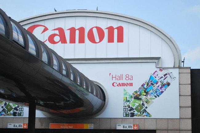 Canon продадоха 390 производствени принтера Canon и Océ по време на drupa 2012