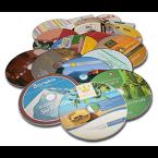 CD/DVD тиражиране