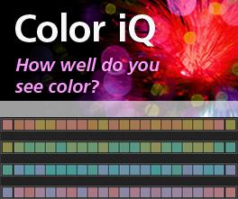 ТЕСТ: Колко добре различавате цветове?