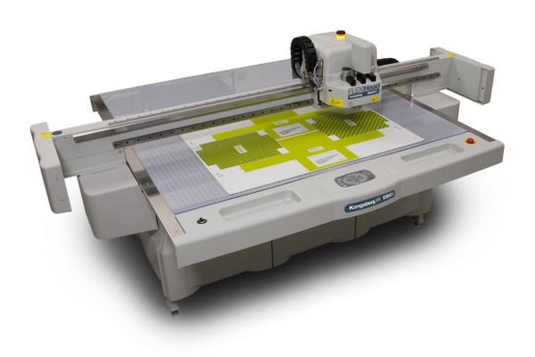 Esko пуска универсален широкоформатен режещ плотер