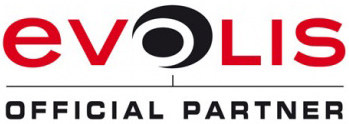 evolis logo official partner
