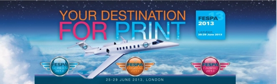 FESPA LONDON 2013