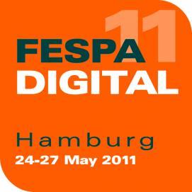 Стартира FESPA Digital 2011