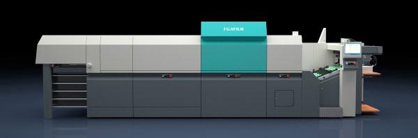 Fujifilm с дигиталка за печат върху картон