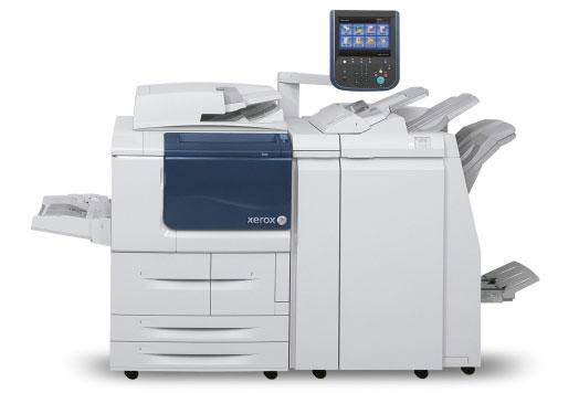 Xerox пуска нови цифрови машини от клас light production