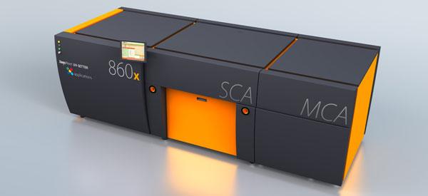 Новите basysPrint UV-Setter работят с над 60 вида пластини от 15 различни производителя