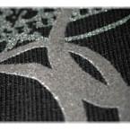 Флок върху текстил