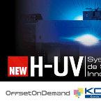 H-UV технологията на Komori