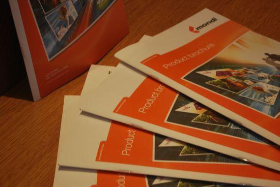 хартии за дигитален печат на монди