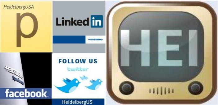 Хайделберг и социалните медии