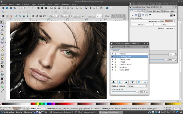 Излезе официално версия 0.47 на Inkscape