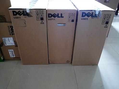Компанията Dell може да започне продажба на 30-инчови монитори с ISP матрици