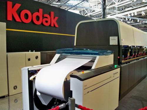 OPM става първата печатница, която инсталира и двата модела печатни машини KODAK PROSPER 1000 и 5000XL.