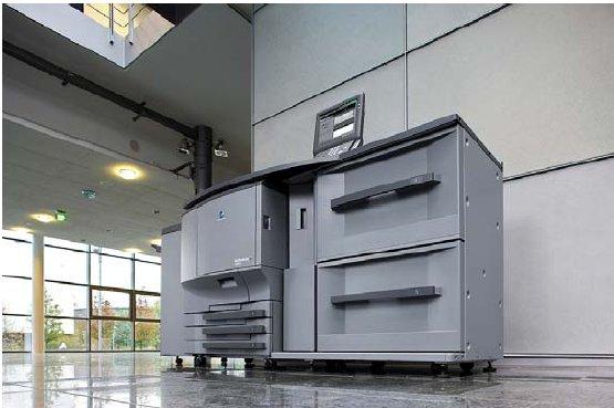 Konica Minolta поставя нови измерения в цветното производство с новата bizhub PRO C65hc