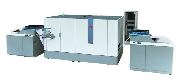 Oce представи машината си за струен печат ColorStream 3700