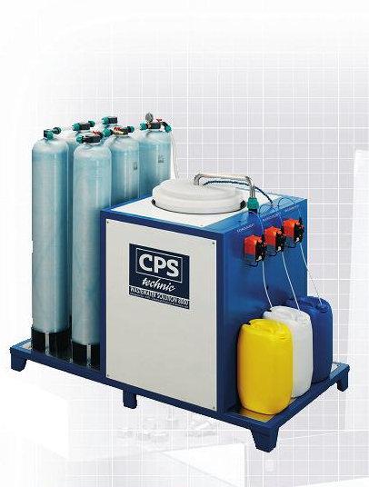OSCAR Системата за пречистване на вода