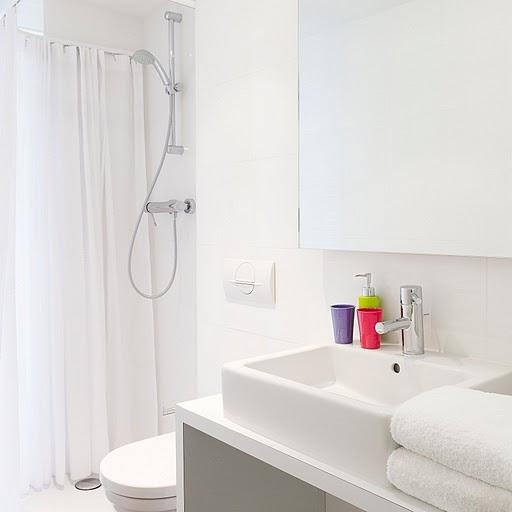 баните са бели