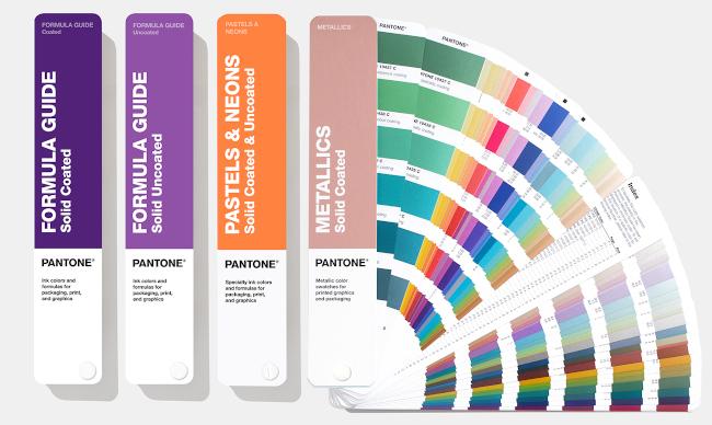 PANTONE Solid Guide Set