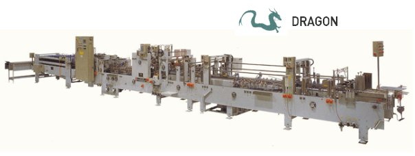 Последни модели сгъвано-лепачни машини