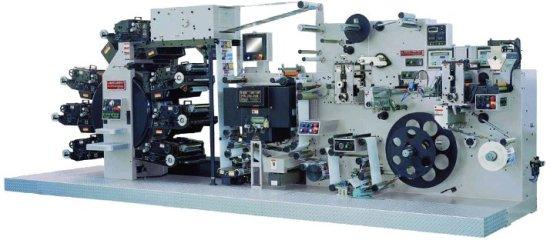 ПРОМИМЕКС представя 6-цветна ротационна машина за letterpress